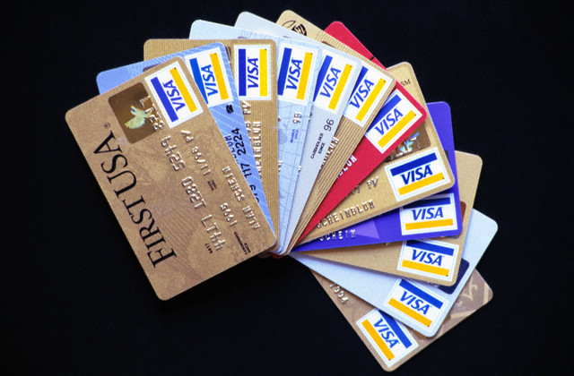 Fan of Visa Credit Cards